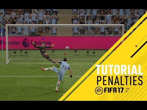 FIFA 17 Tutorial - Penalties