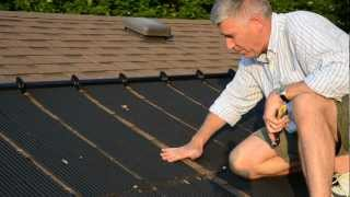 Pool Solar Panel - A How to Fix