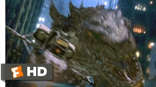 Godzilla (1998) - Helicopter Chase Scene (4/10) | Movieclips