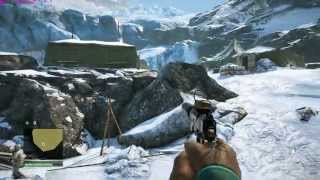 Far Cry 4 - Sandman 1911 Headshot Stealth Streak