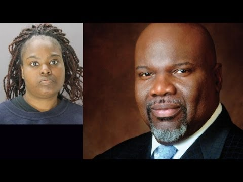 T.D. Jakes files lawsuit against female 'stalker' (UCNN #316)