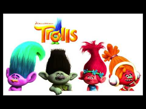 !!!!!Trolls -  Can't Stop The Feeling - Polish Version - BEZ KOŃCA!!!!!