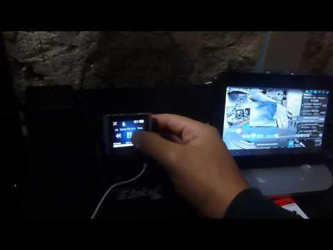 Minicomponente lg prueba sonido sound test review