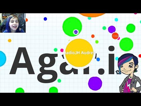 Agar.io EP1 | RadioJH Games & Gamer Chad | Party