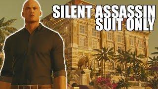 Hitman - Club 27, Bangkok | Silent Assassin, Suit Only! (Hitman Funny Moments #5)