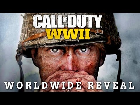 Call of Duty: WORLD WAR 2 - TRAILER GAMEPLAY WORLD REVEAL!