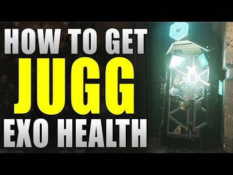 """Infection: Exo Health """"JUGG"""" Perk LOCATION! Tip to Find it! (Infection """"How To"""" Guide)"""