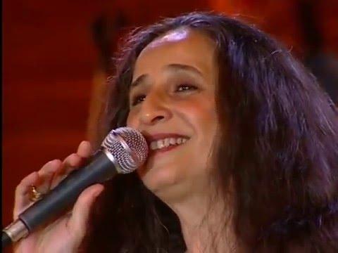 """Maria Betha?nia - Santo Anto?nio / Ponta de Macumba (DVD """"Brasileirinho"""")"""
