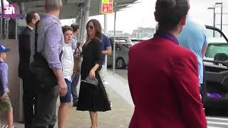 Crown Princess Mary and family head to Tasmania after staying in Sydney