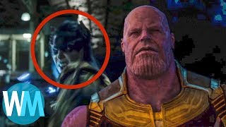 Top 3 Things You Missed in the Avengers: Infinity War Trailer!