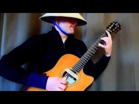 Como tocar mortal kombat na guitarra viol o how to play mortal