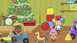 My Town : Daycare Christmas - iPad app demo for kids - Ellie