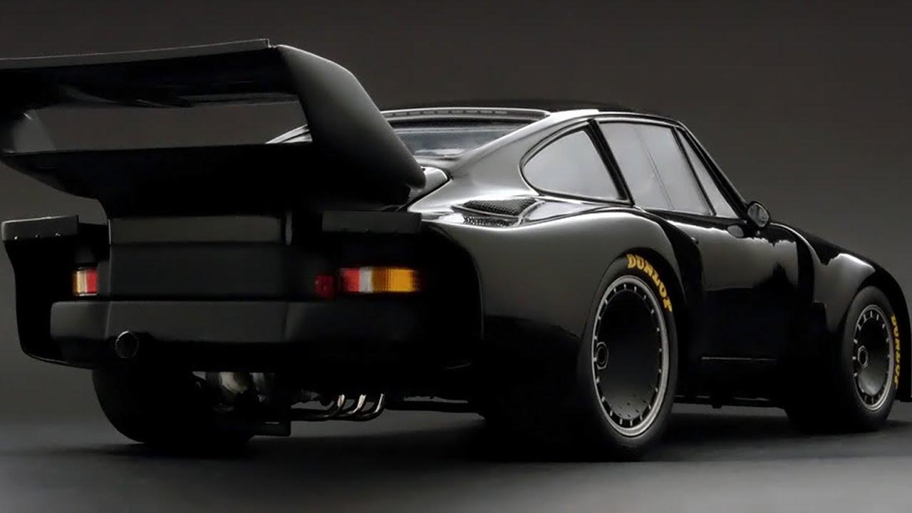 Porsche 993 Black >> Black Bird Porsche 935 and 993 RWB - YouTube