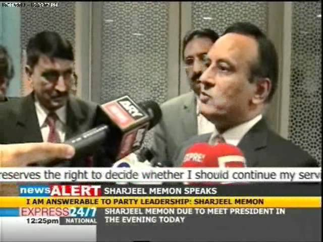 I have no issues with the government investigating the memo: Husain Haqqani