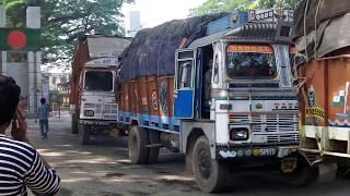 New Delhi to Dhaka , Benapole , The Border with bangladesh