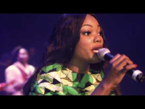 DEBORAH LUKALU-AWESOME GOD/OVERFLOW LIVE