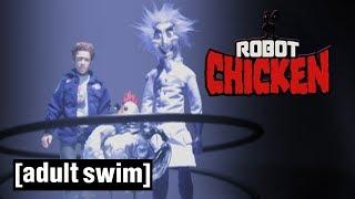 To Renew or Cancel Robot Chicken? | Robot Chicken | Adult Swim