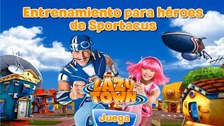 Lazy Town - Entrenamiento de Sportacus - for KIDS