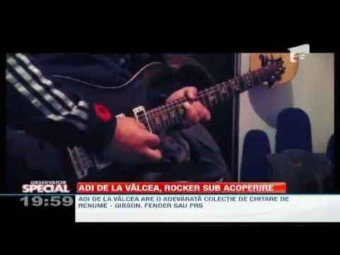 Sonerie telefon » ADV blues reportaj antena 1 despre Adi de la Valcea
