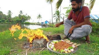 ഒരു ഇലുമിനാറ്റി ബീഫ് ചുട്ടത്😄 കബാബ് എന്നും വേണേലും പറയാം....   Beef Kabab   Beef Recipes Kerala
