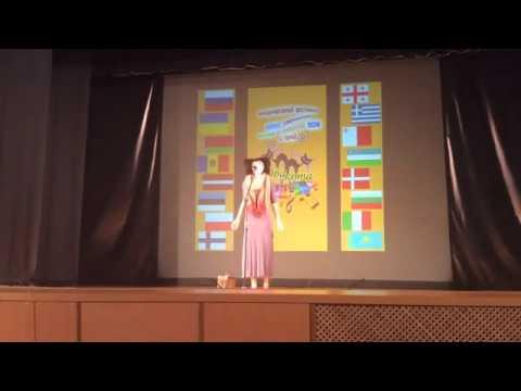 Монолог для девочки на конкурс чтецов
