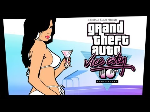 Grand Theft Auto: Vice City - Anniversary Trailer video