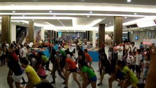 Flash Mob ~ Aman Jaya Mall~ 12 OCT