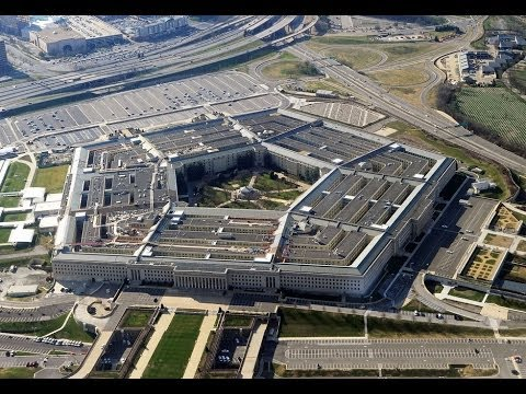 Pentagon briefs on airstrikes in Syria