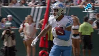 Detroit Lions' Top 5 Plays through Week 4