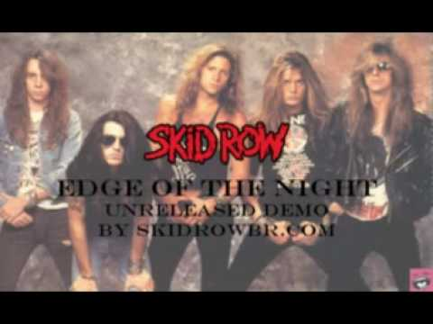 Skid Row - Edge of The Night (Unreleased Demo)