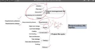 Project phases, life cycle and management life cycle