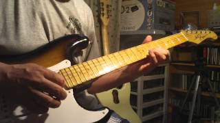 銀河のロマンス タイガース Romance of the Milky Way elec.guitar-instrumental