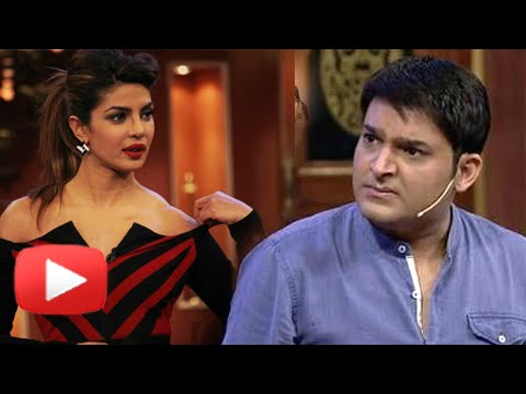 Kapil Sharma Gets ANGRY | INSULTS Priyanka Chopra