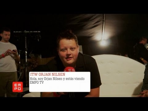 Orjan Nilsen - Tomorrowland 2013
