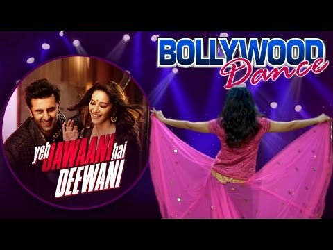 Ghagra || Part 1 Dance Steps  || Yeh Jawaani Hai Deewani video