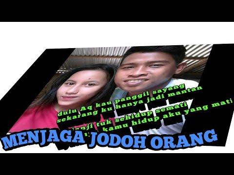 Lagu bikin baper menjaga jodoh orang wawan ft tasya ( lirik Musik )
