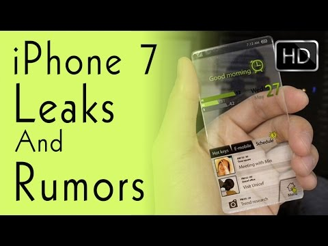 iPhone 6s iPhone 7 Concepts, Features, Leaks, Release Date and Rumors