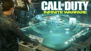 Official Flight Deck Tour - Call of Duty: Infinite Warfare