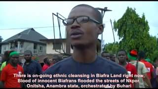 Bloody 30th of May 2016, the Massacre of the Innocent Biafrans
