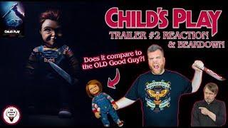 """Child's Play"" 2019 Remake Trailer #2 Reaction & Breakdown - The Horror Show"