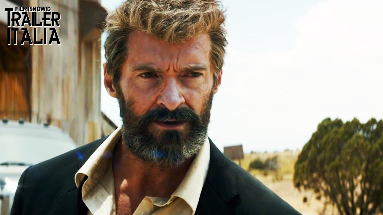 LOGAN di Marvel con Hugh Jackman | Primo Trailer Italiano [HD]