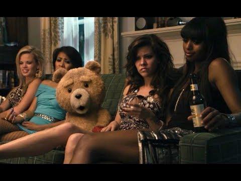 當玩具熊有了生命,憑借萌萌的外表,讓女孩們對它愛不釋手