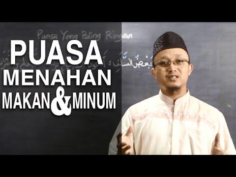 Tausiyah Ramadhan 1: Puasa Tidak Hanya Menahan Makan Minum - Ustadz Aris Munandar