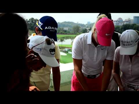 Top 10 Players from the LPGA Money List Launch the Sime Darby LPGA Malaysia 2011