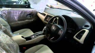 Review HR-V Interior - part1 (HD)