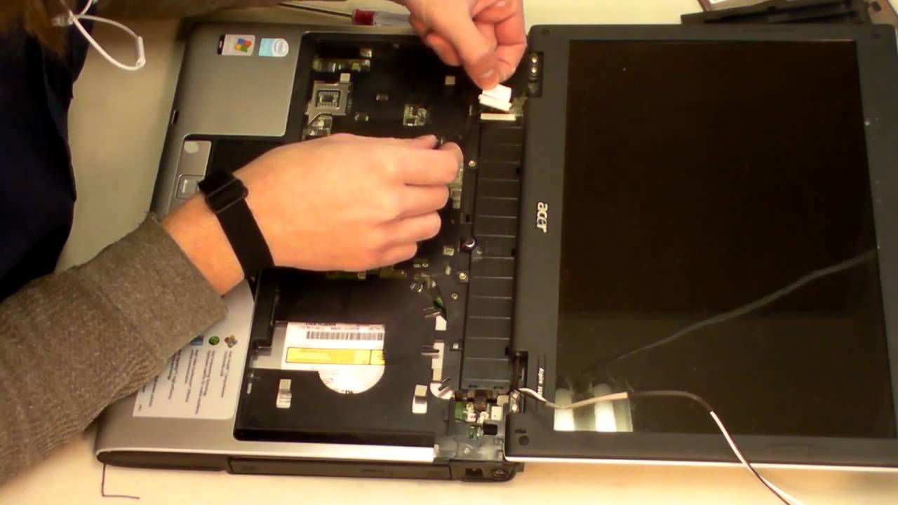 Acer Aspire Take Apart Disassembly Youtube