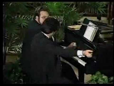 Ernie Couch&Revival - Pre-EC&R Piano Medley / Plainsmen