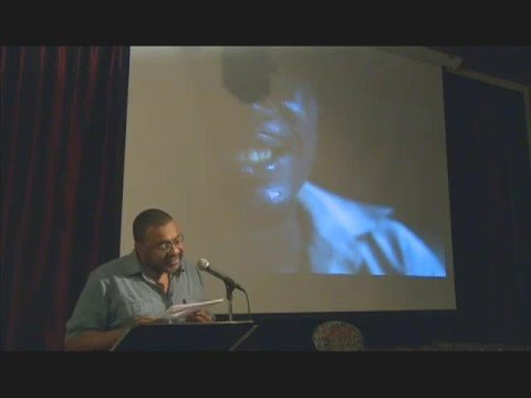 Kwame Dawes Featured on PBS NewsHour's Poetry Series