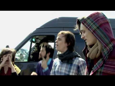 Efterklang - The Soft Beating - a road doc - official video