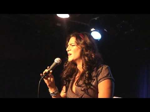 Shoshana Bean The After Party 11/28/2008